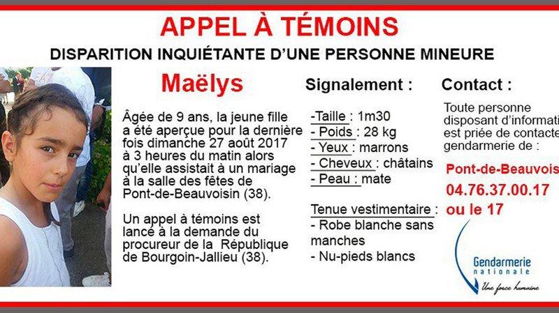 France: le suspect reconnaît que la petite Maëlys est montée dans sa voiture