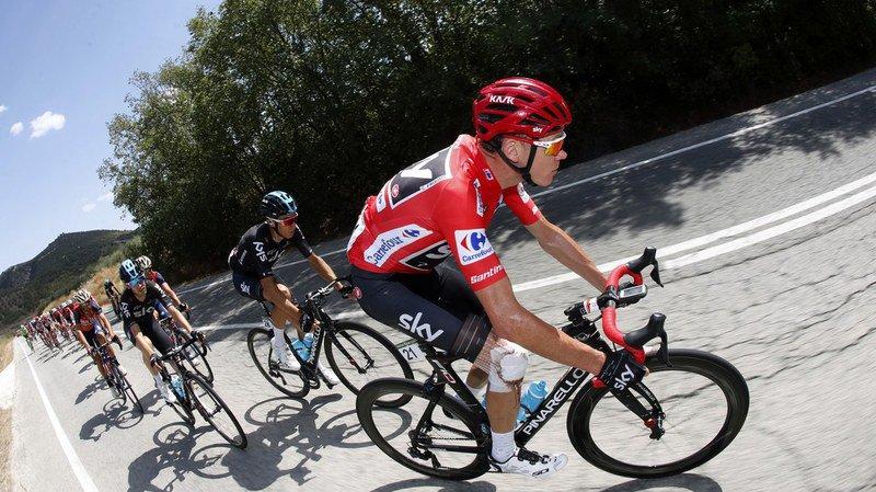 Cyclisme: des images perturbantes de Froome et une enquête de Stade2 relancent la question du dopage mécanique
