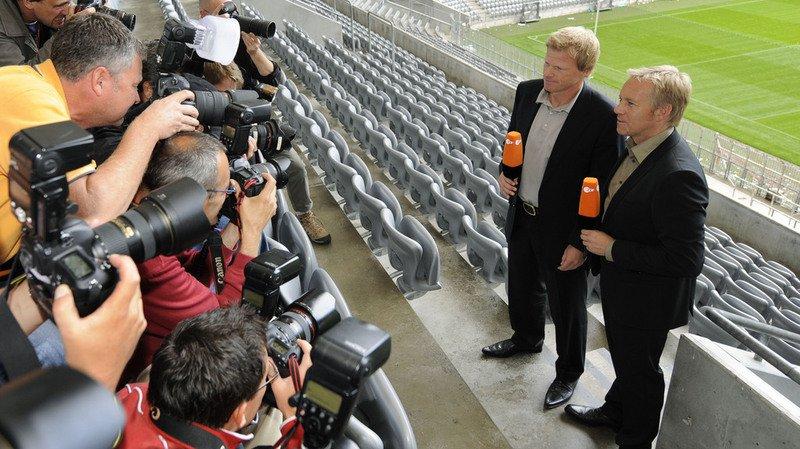 Mondial 2018: les matches diffusés sur les chaînes publiques allemandes seront commentés depuis l'Allemagne