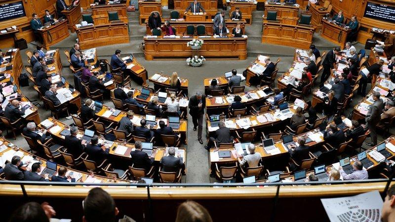 Echelle gauche-droite: où se situent les parlementaires valaisans?