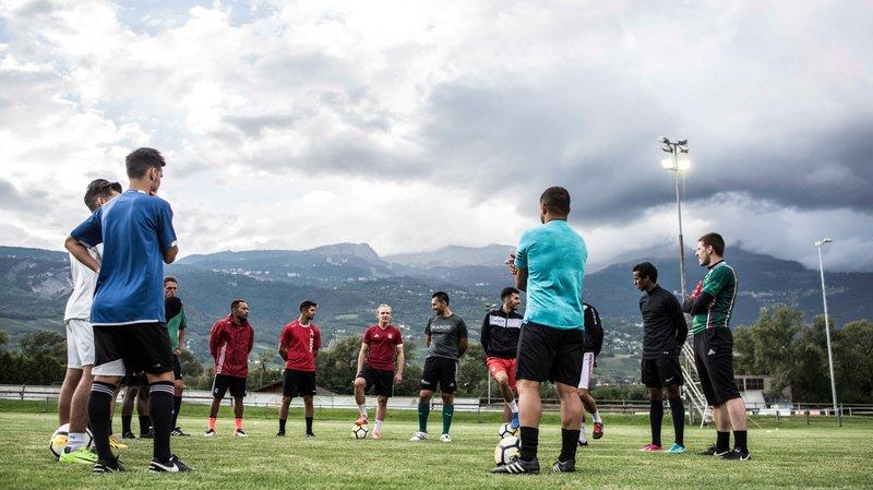 FC Zurich, gros morceau. Mais les Chippiards se sont préparés cette semaine à affronter l'un des ogres de la Super League.
