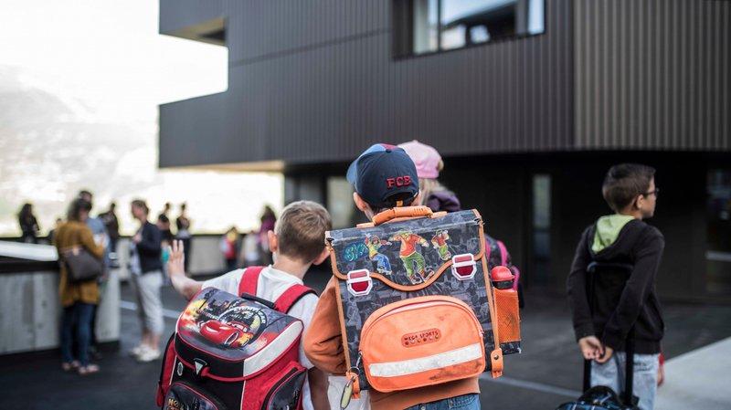 La clé de répartition des frais scolaires entre l'Etat et les communes ne va pas changer.