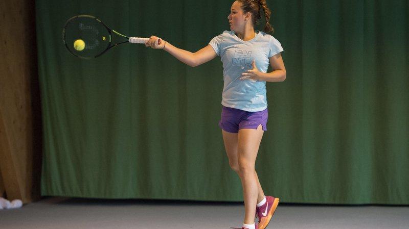 Ylena In-Albon se hisse  en quart de finale