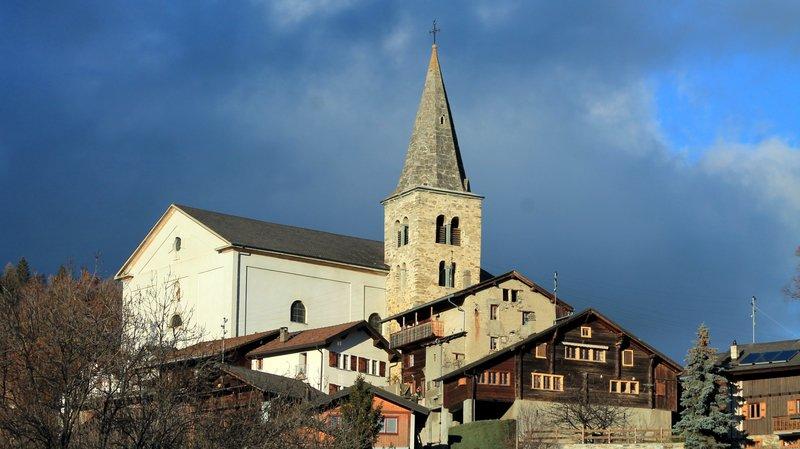 Trois jours de fête marqueront les 150 ans de l'église de Saint-Romain.