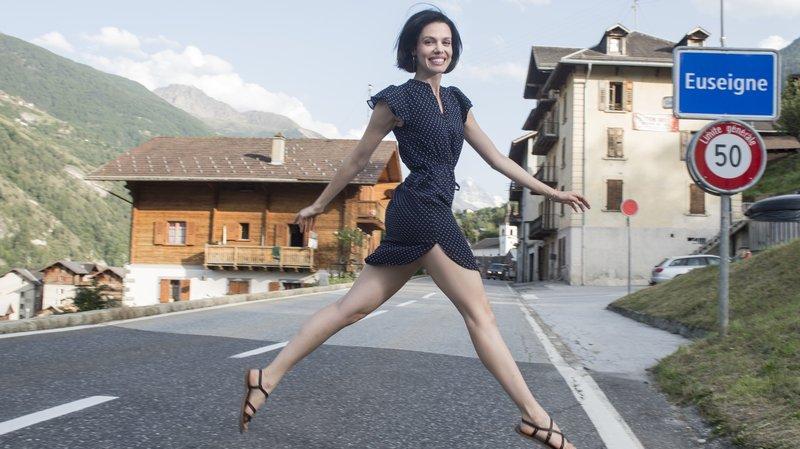 Alizée Gaillard: d'Euseigne à Hollywood