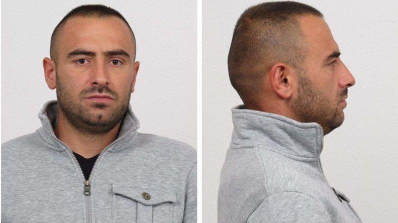 Considéré comme dangereux, suspecté d'assassinat, Bashkim L. est en cavale.