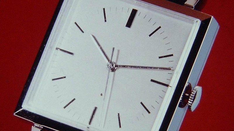 Horlogerie: la première montre-bracelet à quartz était inventée à Neuchâtel il y a 50 ans