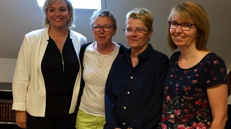 Les femmes se rassemblent pour le oui à la Prévoyance vieillesse 2020