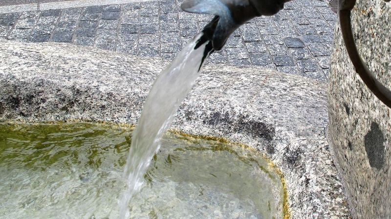 L'eau potable doit être bouillie pour des raisons préventives à Fontaine-Dessous, Rive-Haute et Fontaine-Dessus.