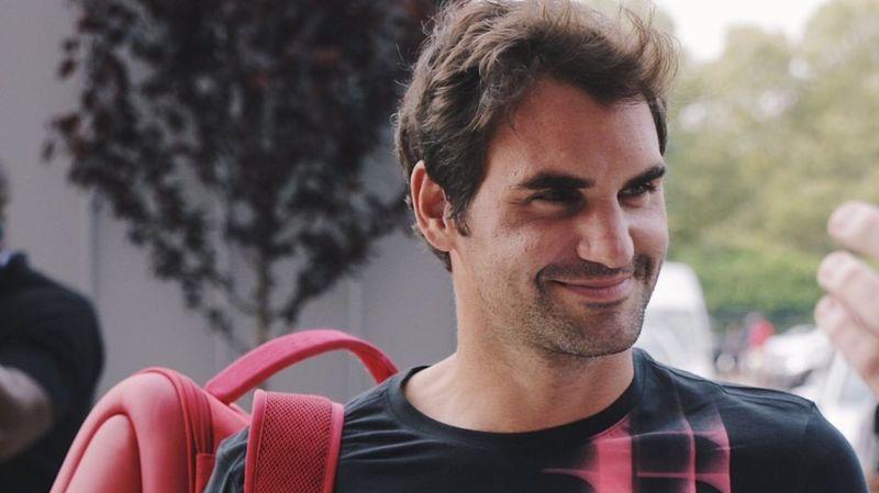 US Open: Roger Federer est à New York et prêt à en découdre