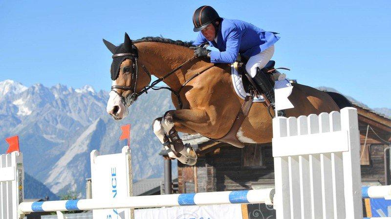 Greco Schröder sera notamment présent durant les concours du Jumping.