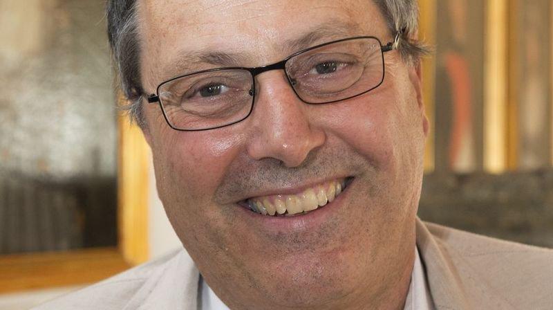 Jacques Cordonier,  chef du service de la culture du canton du Valais.