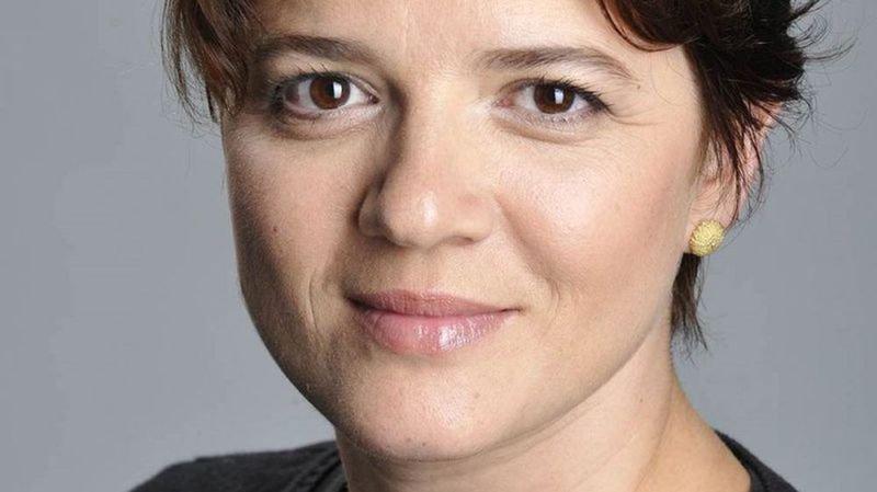 Karine Vouillamoz, cheffe d'antenne d'Option Musique à la RTS.