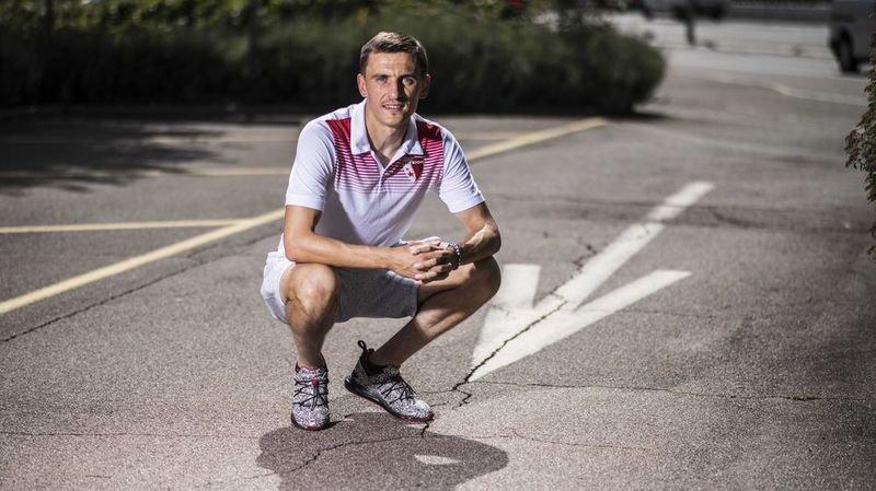 Burim Kukeli, le nouveau milieu du FC Sion, est passé des bouteilles de Rivella au football professionnel