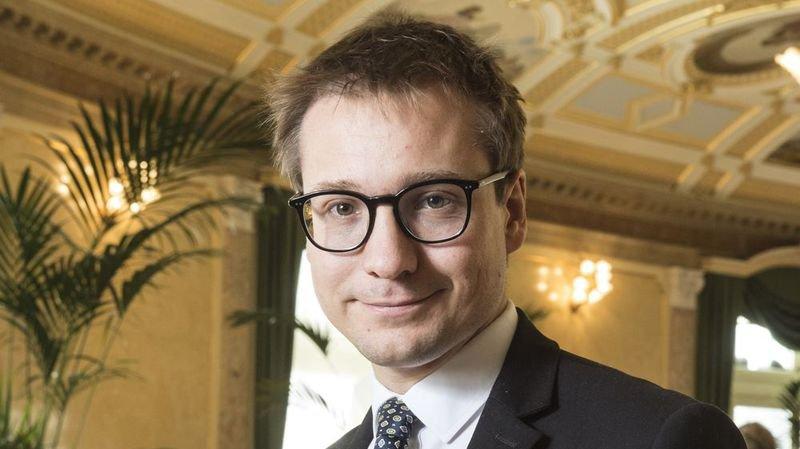 Philippe Nantermod se représentera au Conseil national en 2019