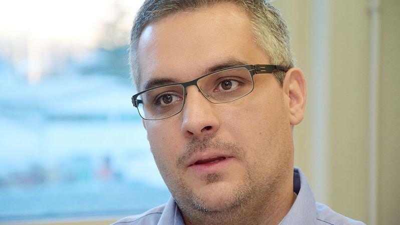 Jörg Solèr, directeur de la Lonza.
