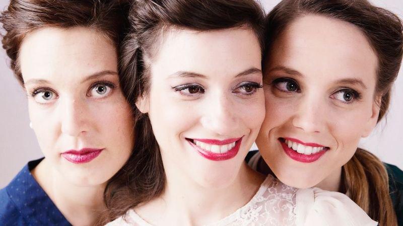 Les Swinging Ladies se produiront ce soir à Verbier en ouverture du CulturFest'17.