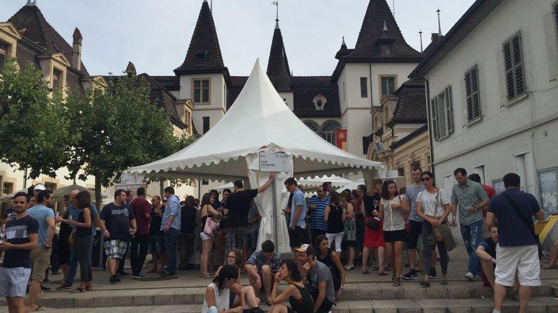 Les 7 bonnes raisons d'aller au Salon VINEA des vins suisses à Sierre