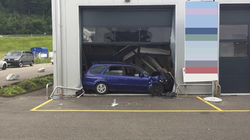 Marly (FR): victime d'un malaise, un automobiliste de 75 ans se tue dans un accident