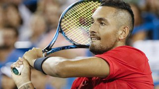 Kyrgios bat Nadal en quart de finale du Masters 1000 de Cincinnati