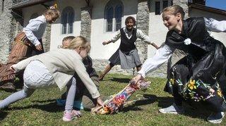 Huit communes valaisannes honorées pour leur engagement en faveur de la jeunesse