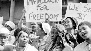 Ces femmes qui ont brisé l'apartheid