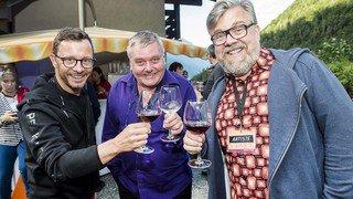 Pléiade d'humoristes et de chanteurs au Broc'Art Music Festival à Martigny-Combe