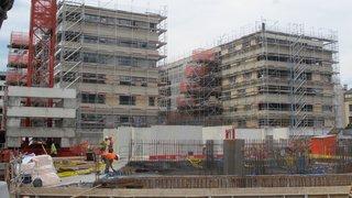 Immobilier: jusqu'à cinq mois de loyers gratuits à Monthey