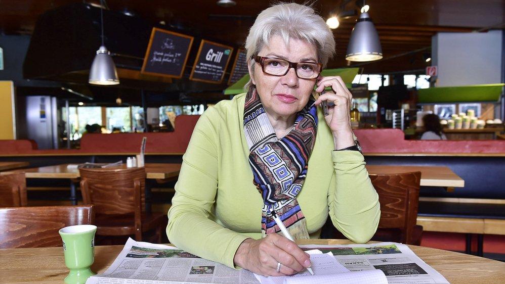 Yolande Crettex, 61 ans, a un C.V très bien fourni. Malgré tout, elle a peiné à trouver un contrat fixe.