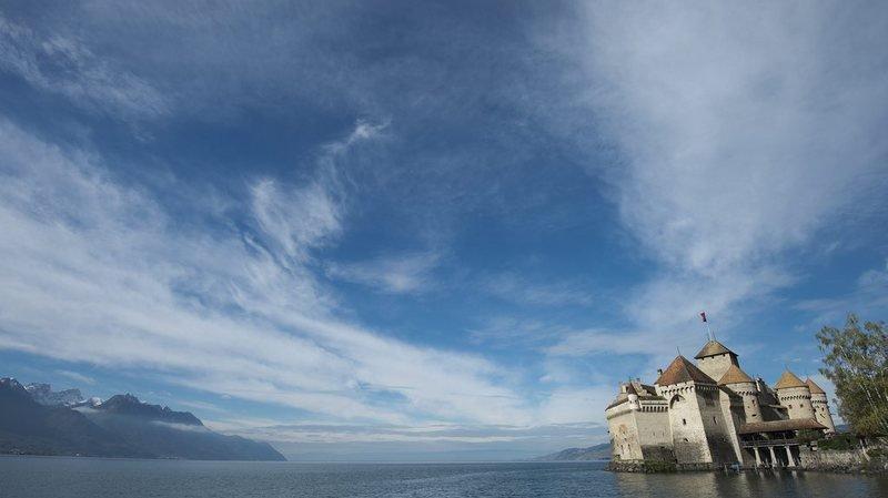 Vin: le Château de Chillon (VD) remporte le 1er Prix suisse de l'oenotourisme