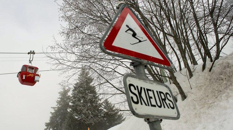 Les Diablerets: la télécabine d'Isenau ne pourra pas tourner cet hiver