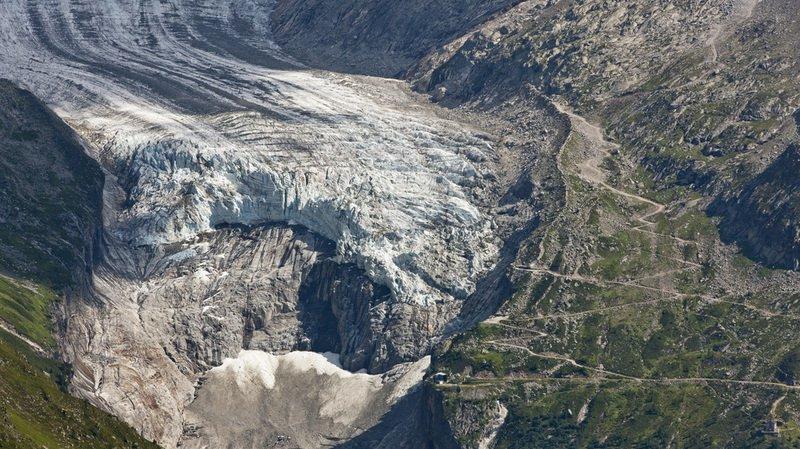 Réchauffement climatique: les glaciers fondent trois fois plus vite depuis 2003