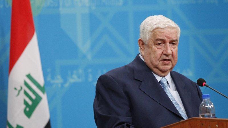 Le ministre syrien des Affaires étrangères, Walid al-Moualem, a annoncé que le régime syrien était plus déterminé que jamais dans son allocution à l'Assemblée générale annuelle des Nations unies.