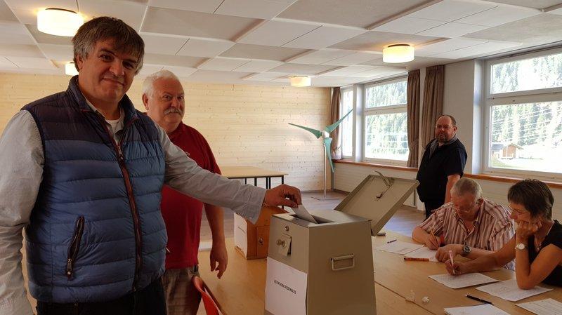 Bourg-Saint-Pierre: les citoyens favorables à une fusion avec les communes de l'Entremont