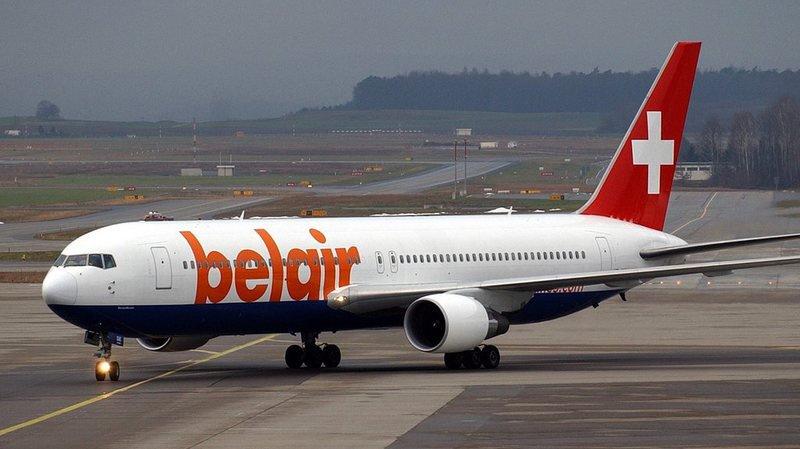 La compagnie Belair est la filiale helvétique d'Air Berlin.