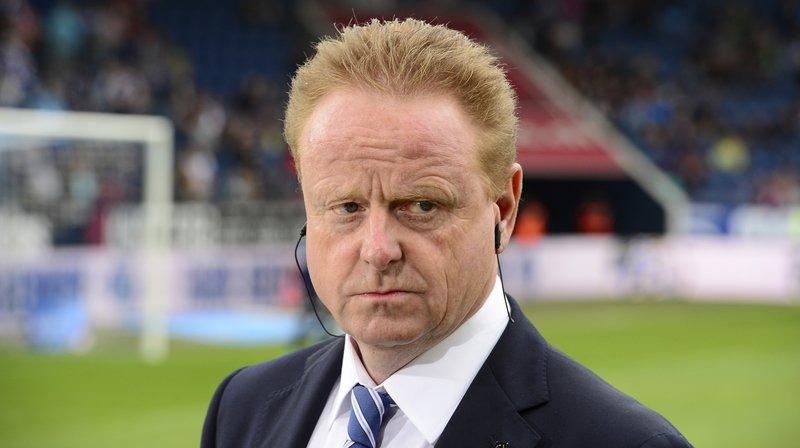 Football: voilà ce qu'avait dit Rolf Fringer à propos de Christian Constantin