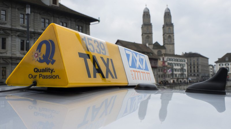 Opération de police: il prend un taxi de Milan à Zurich, part sans payer et se fait arrêter quelques heures plus tard