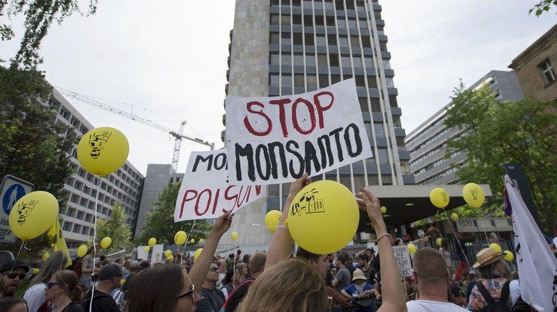 Glyphosate: les experts de l'UE accusés d'avoir copié un rapport de Monsanto