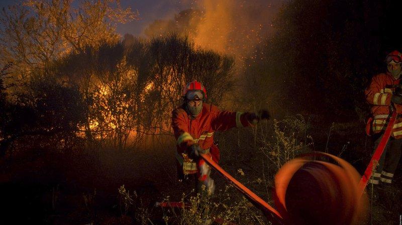 France: un collégien avoue être l'auteur de plusieurs incendies survenus cet été