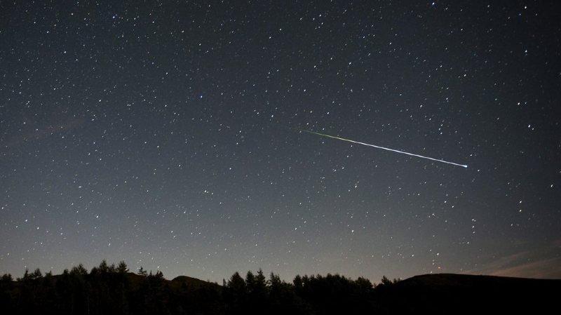 La Terre était autrefois bombardée en permanence par des météorites.