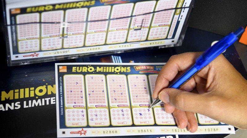 Swiss Loto: deux chanceux remportent un demi-million de francs