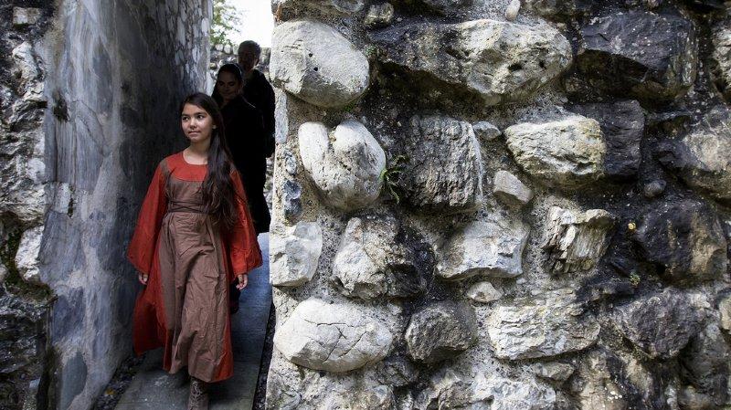 Patrimoine: la 2e journée portes ouvertes des châteaux suisses a attiré les foules