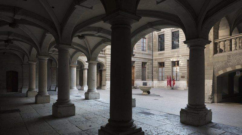 L'Hôtel-de-ville de Genève a notamment attiré de nombreux visiteurs. (Illustration)