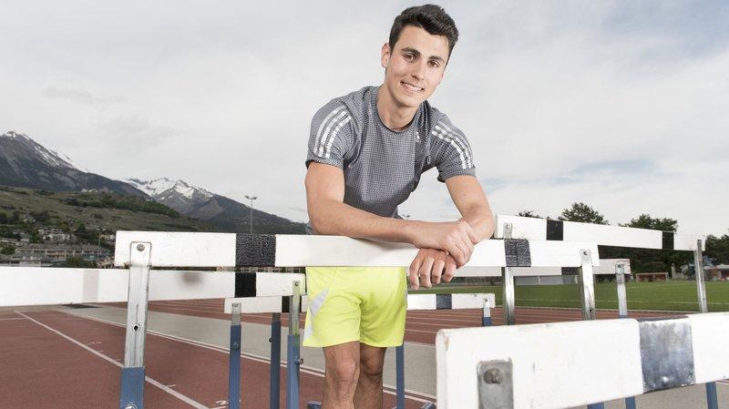Nouveau record valaisan pour Julien Bonvin