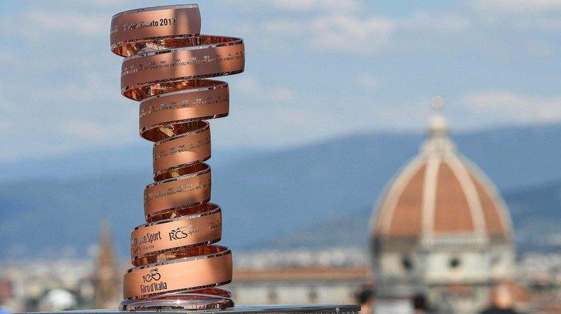 Le Giro 2018 partira de l'extérieur de l'Europe.