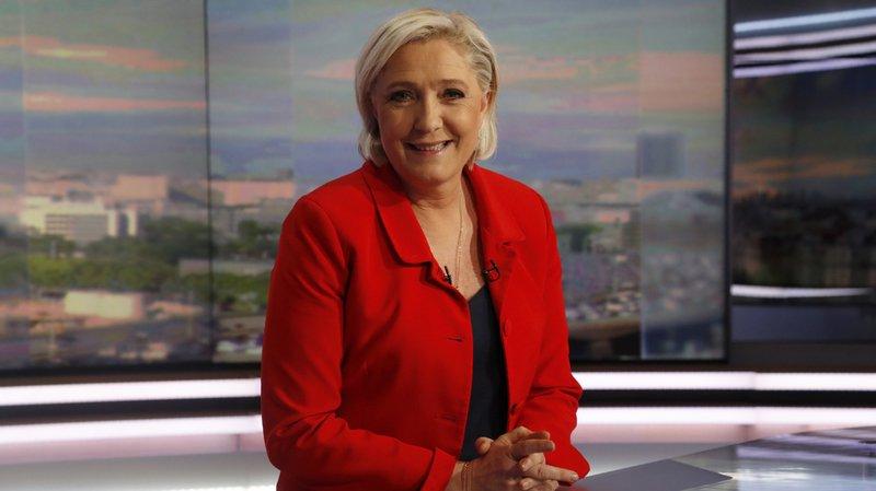 France: près de deux tiers des Français jugent Marine Le Pen incompétente