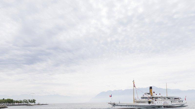 Pollution: les eaux du lac Léman contiennent des résidus de médicaments