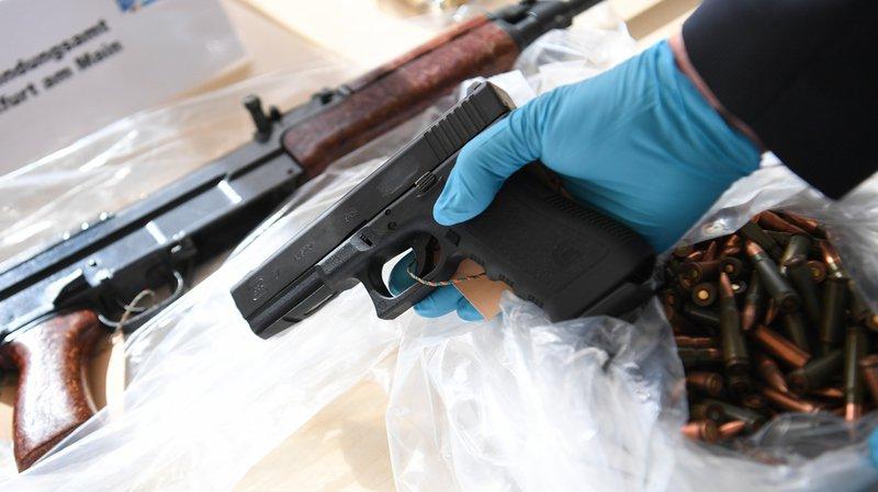 Exportation d'armes légères: la Suisse parmi les pays les plus transparents