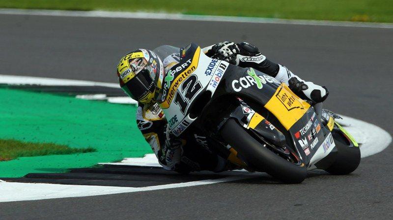 Moto: Thomas Lüthi termine 4e au Grand Prix d'Aragon