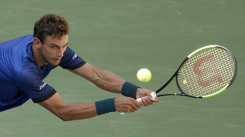 Henri Laaksonen (ATP 107) a signé une belle performance au 1er tour du tournoi de Shenzhen, en Chine.
